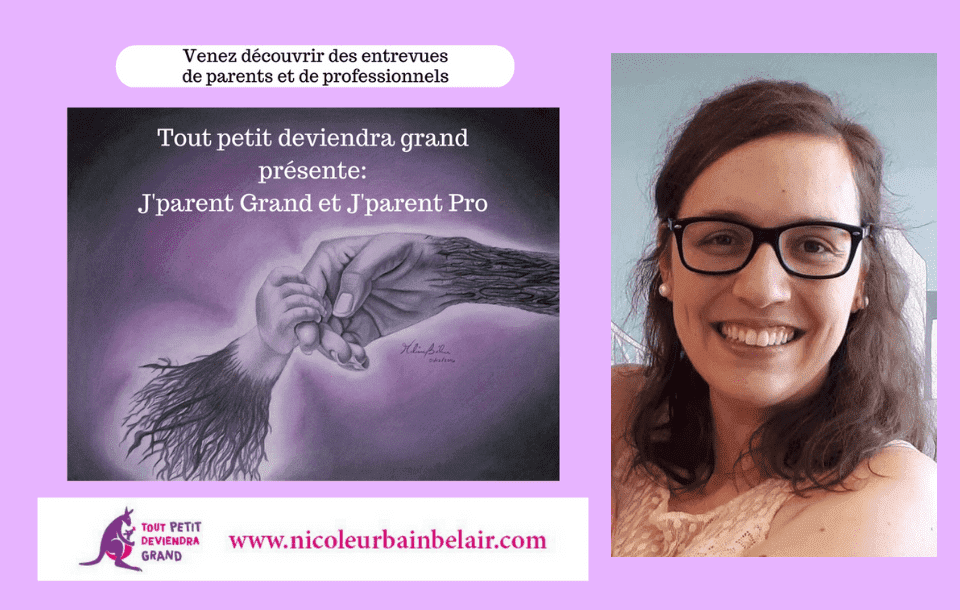Entrevue avec Mme Joanie Hubert (Orthophonie, Clinique Connexion)